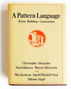A Pattern Language - Christopher Alexander