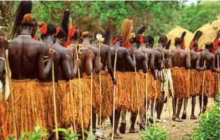 Documentation of various African Ceremonies