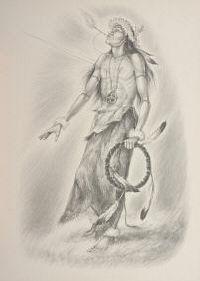 Native American Sun Dance