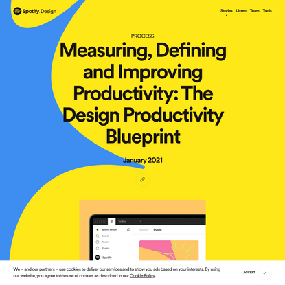 Measuring, Defining and Improving Productivity: The Design Productivity Blueprint