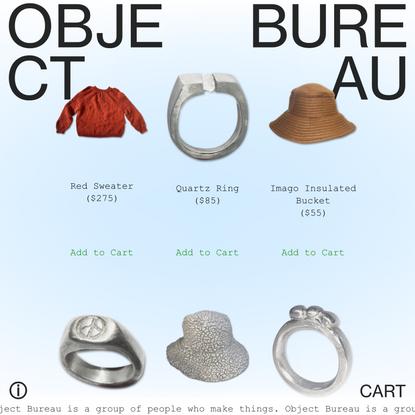 Object Bureau