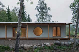 House RR, Granlund and Kvarnsjön, Sweden (designed by Norell/Rodhe, 2020)
