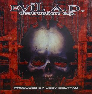 Evil A.D. - Destruction E.P. (1993)