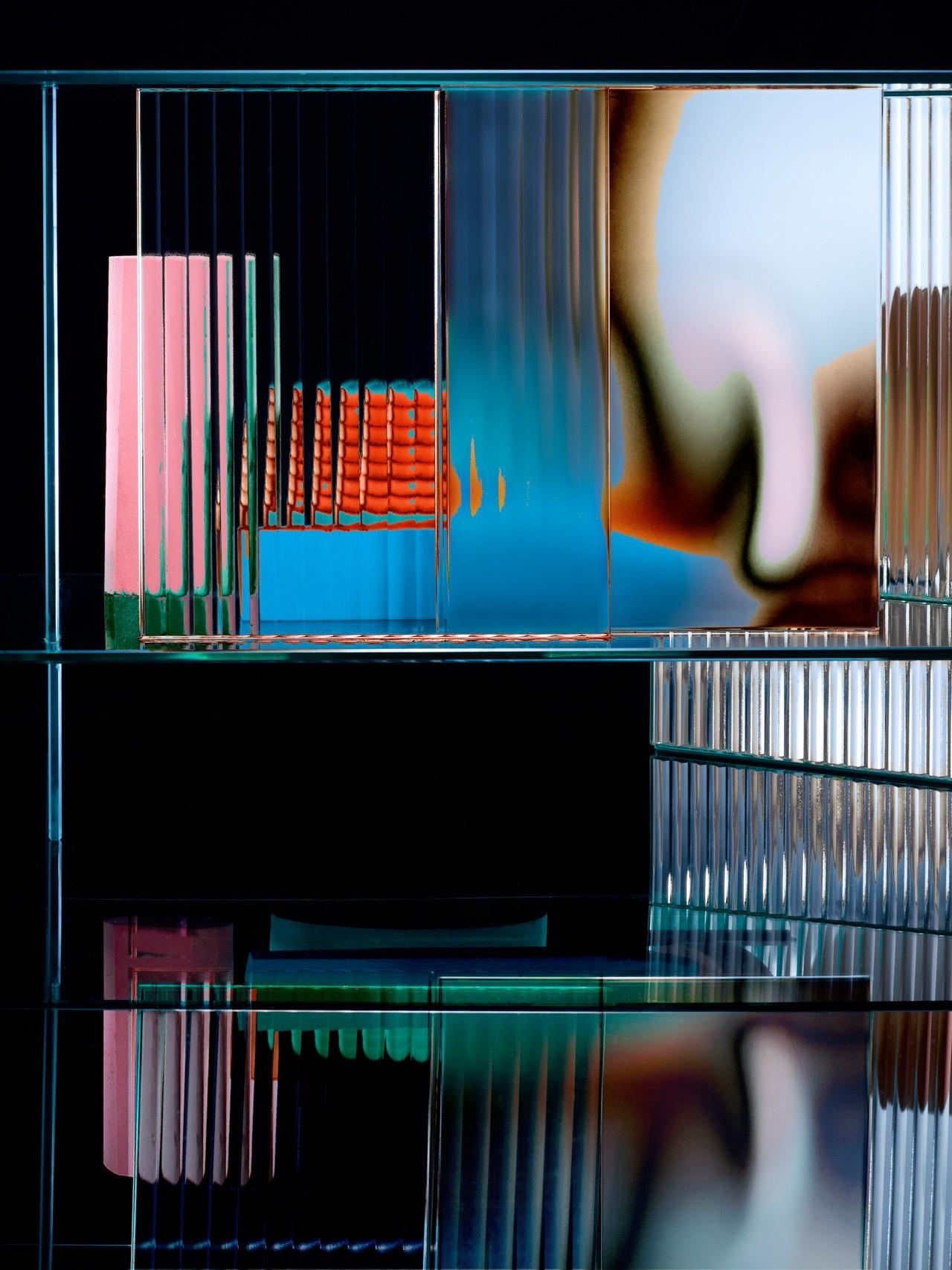 Collage   Repetition   Colour   Conceptual   Modern   Elegant  
