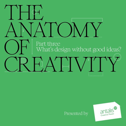 """The Brand Identity on Instagram: """"The Anatomy of Creativity returns! In partnership with @antaliscreativepower, we are explo..."""