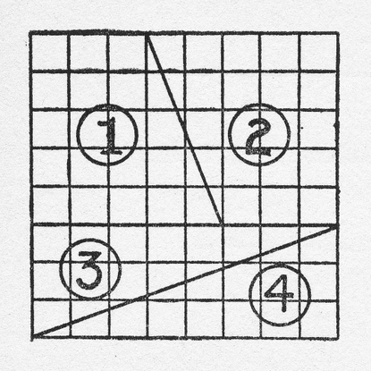 """Zak Jensen on Instagram: """"Exercise from """"The Science of Numbers Simplified"""" by J.L. O'Connor, self-published in 1900."""""""