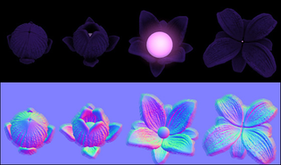 Normal Mapped Sprites