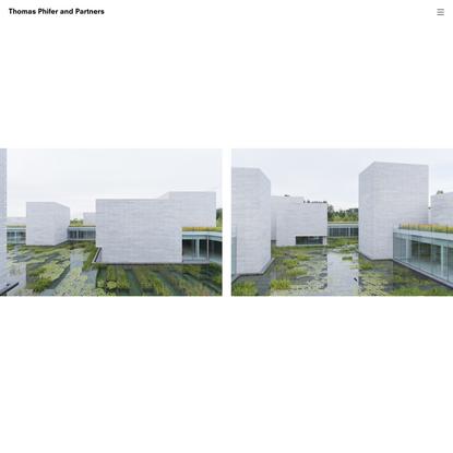 Home | Thomas Phifer and Partners