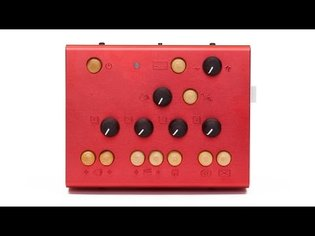 Critter & Guitari - ETC Video Synthesizer