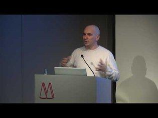 Symposium PERFORMING SOCIETY: Matteo Pasquinelli - MUSEUM MMK FÜR MODERNE KUNST