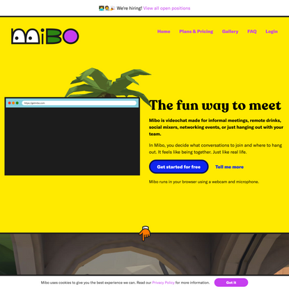 Mibo - the fun way to meet!