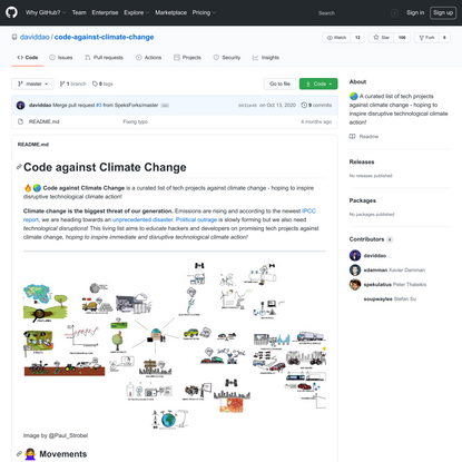 daviddao/code-against-climate-change