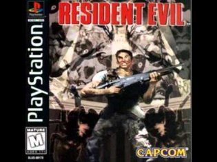 Resident Evil 1 OST - Save Room