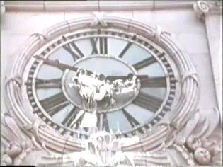 Clockshower / Gordon Matta-Clark / 1973