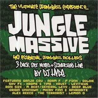 Jungle Massive - Mixed By DJ Hype by Section 23