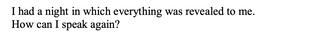 ∆ Sarah Kane, 4.48 Psychosis