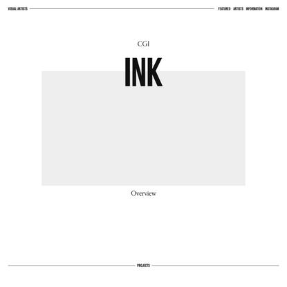 INK   Visual Artists