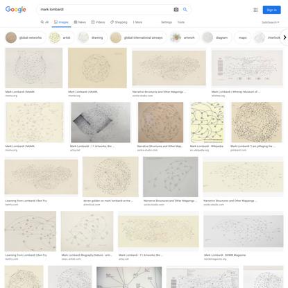 mark lombardi - Google Search