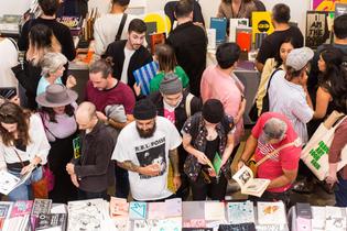 SF Art Book Fair 2019
