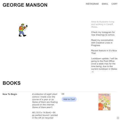 George Manson