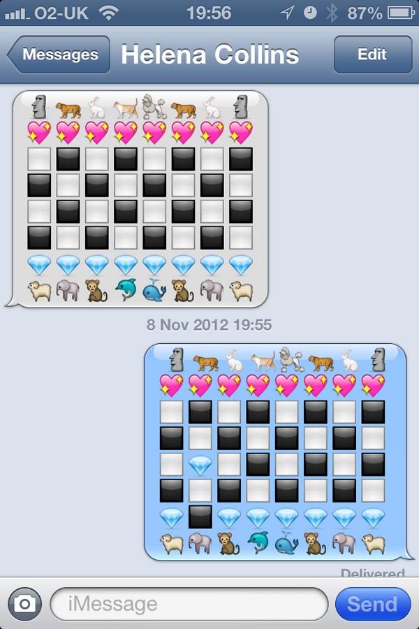 Emoji Chess