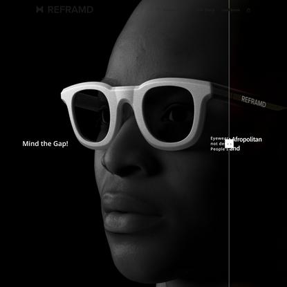 Reframd: Custom Eyewear for Black People's nose profiles