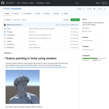 IRCSS/TexturePaint
