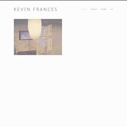 Kevin Frances