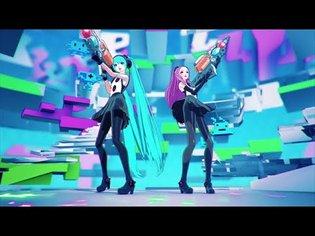 安室奈美恵 / 「B Who I Want 2 B feat. HATSUNE MIKU」Music Video