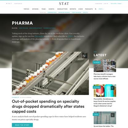 Pharma - STAT