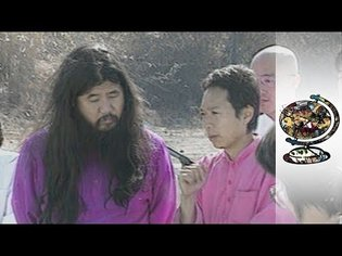 Japan's Strange and Deadly Insurrectionist Cult (1995)