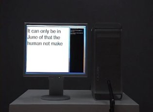 Apple Talk, Jürg Lehni, 2007