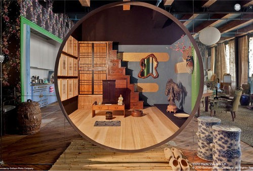 Agyness Deyn's Williamsburg Loft, designed by Ricky Clifton