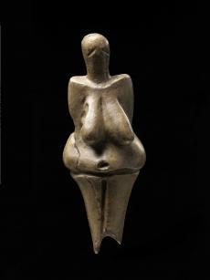 **Fired Clay Venus from Dolni Vestonice