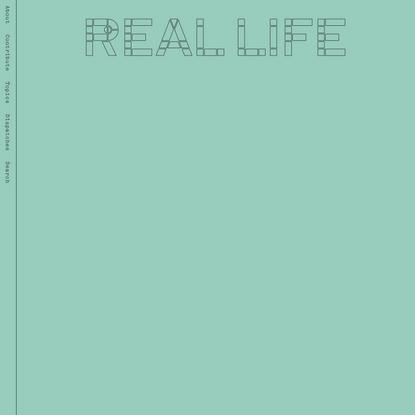 TikTok Face — Real Life