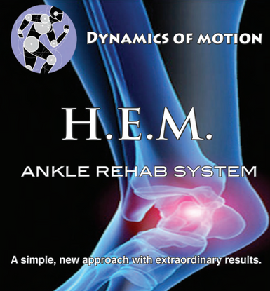 Ankle Rehab Guide