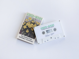 Flower seed cassette covers