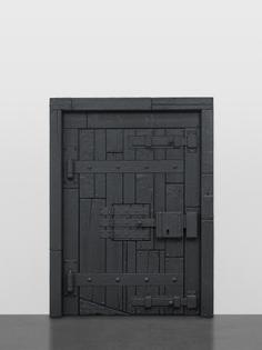 UGO RONDINONE - A WALL. A DOOR. A TREE. A LIGHTBULB. WINTER. (2021)