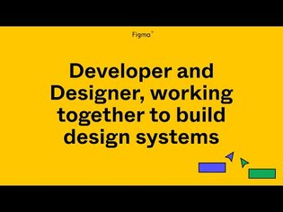 In the File: Developer and designer, working together to build design systems