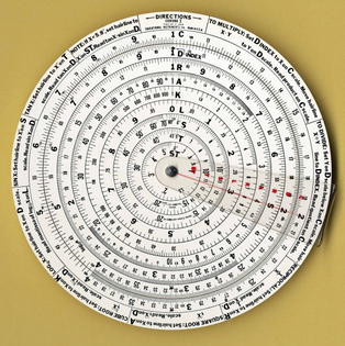 analog computing - Slide Rule and Calculus Solver
