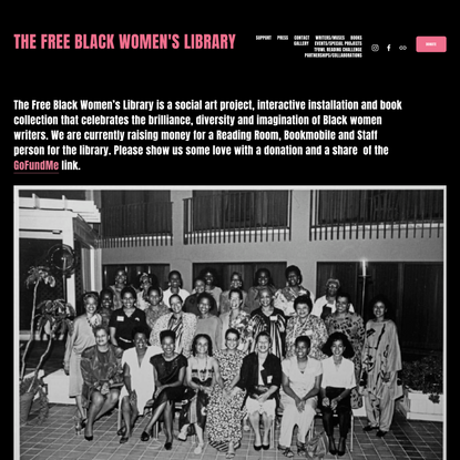 The Free Black Women's Library