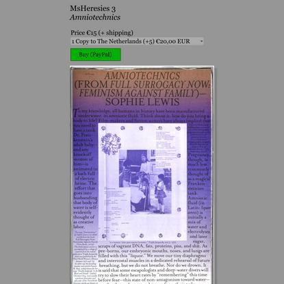 RWO Order Publications