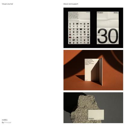 m0851 – Visual Journal