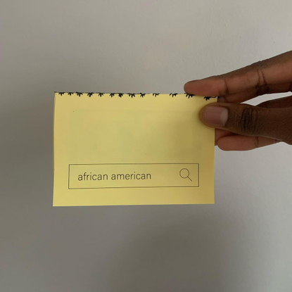 search results for african american