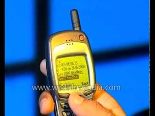 Nokia launches its first WAP enabled mobile phone in 1999