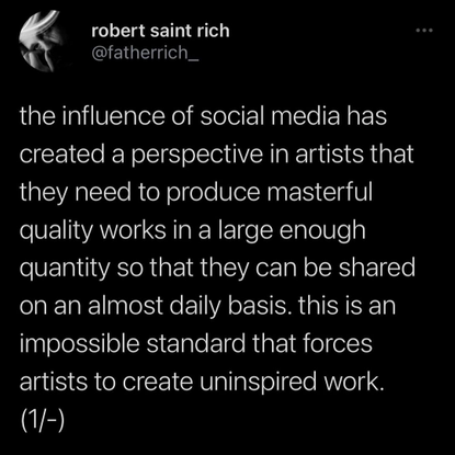 """edward grams on Instagram: """"Aligned thoughts on art & social media in a year we've had much time to think about what we are ..."""