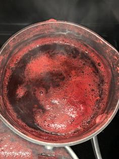 madder root dye bath