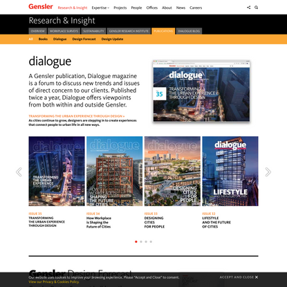 Publications   Research & Insight   Gensler