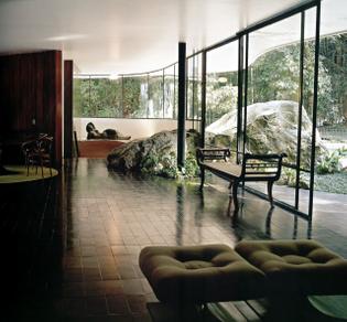Oscar Niemeyer - Casa Canoas