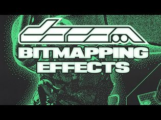 STUNNING BITMAP EFFECTS TO ADD TO YOUR DESIGNS (PHOTOSHOP TUTORIAL)